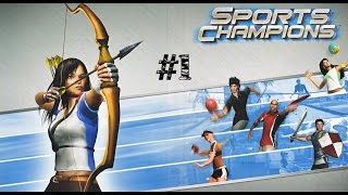 Sports Champions #1 (Gameplay Commentary)