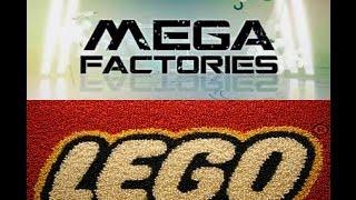 Megafactorias Lego HD 720p NatGeo Audio Español Megafactories