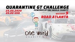 Raceday 5 - Quarantine GT Challenge powered by One World Charity