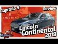 PruebameLa Nave Lincoln Continental 2018 Consecionaria Condesa CDMX