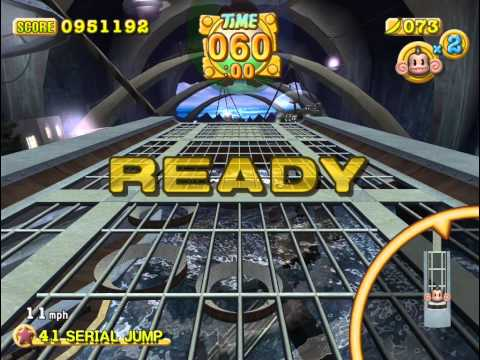 "[TAS] Super Monkey Ball 2 ""Expert through Master Extra"" in 13:38.13"
