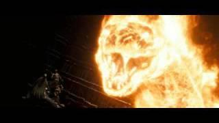 Harry Potter 5 Duel  (Voldemort vs Dumbledore)