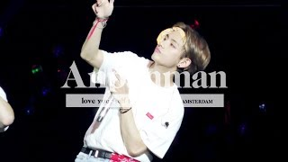 181013 BTS LOVE YOURSELF ANPANMAN(앙팡맨) 방탄소년단 태형 직캠 V FOCUS FANCAM 4K