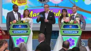 The Price Is Right - Mass Wedding!