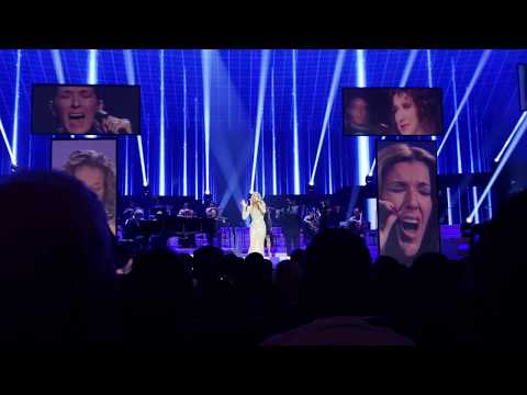 Celine Dion - Where Does My Heary Beat Now - May 22nd, 2018