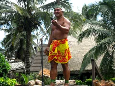 Polynesian Cultural Center in Hawaii