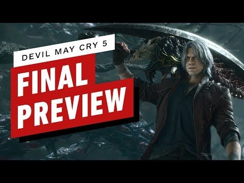 Devil May Cry 5 Hands-On Preview thumbnail