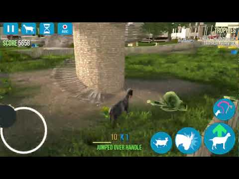 How to get the goat queen on goat Simulator