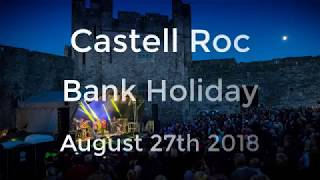 Prince meets Michael Jackson at Chepstow Castle on Monday 27th August 2018