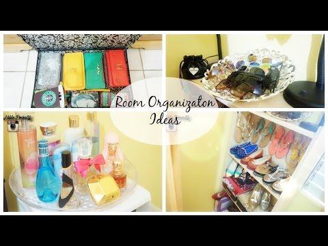 ♥ Room Organization and Storage Ideas | DIY ♥
