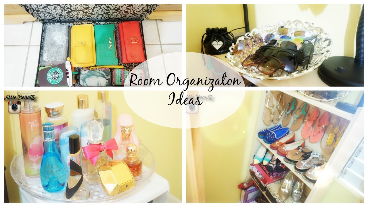 ♥ Room Organization and Storage Ideas | DIY ♥ - YouTube