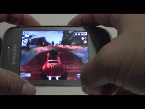 Samsung Galaxy Pocket Neo game test