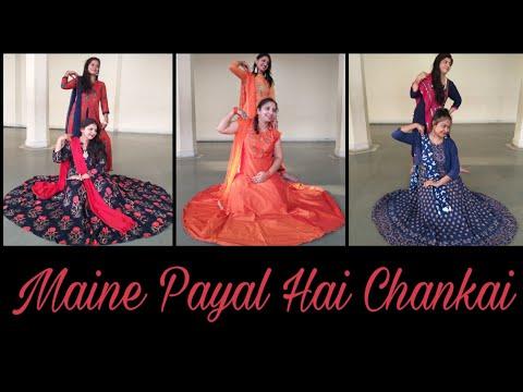 Maine Payal Hai Chankai (Danspire Choreography)