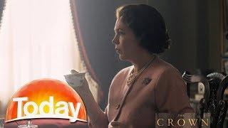 First look at Olivia Colman as Queen Elizabeth II in The Crown