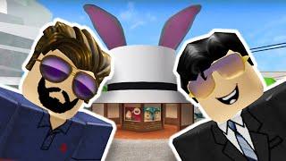 Roblox   Bunny Island ( Themepark ) #1   Ben and Dad