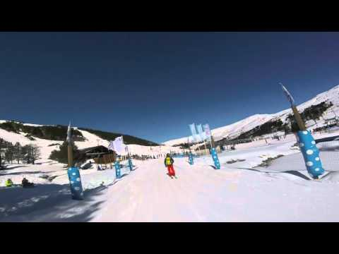 Andorra,Canillo skiing powered by Andy C