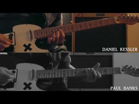 Interpol - Not Even Jail (Two Guitars Cover)