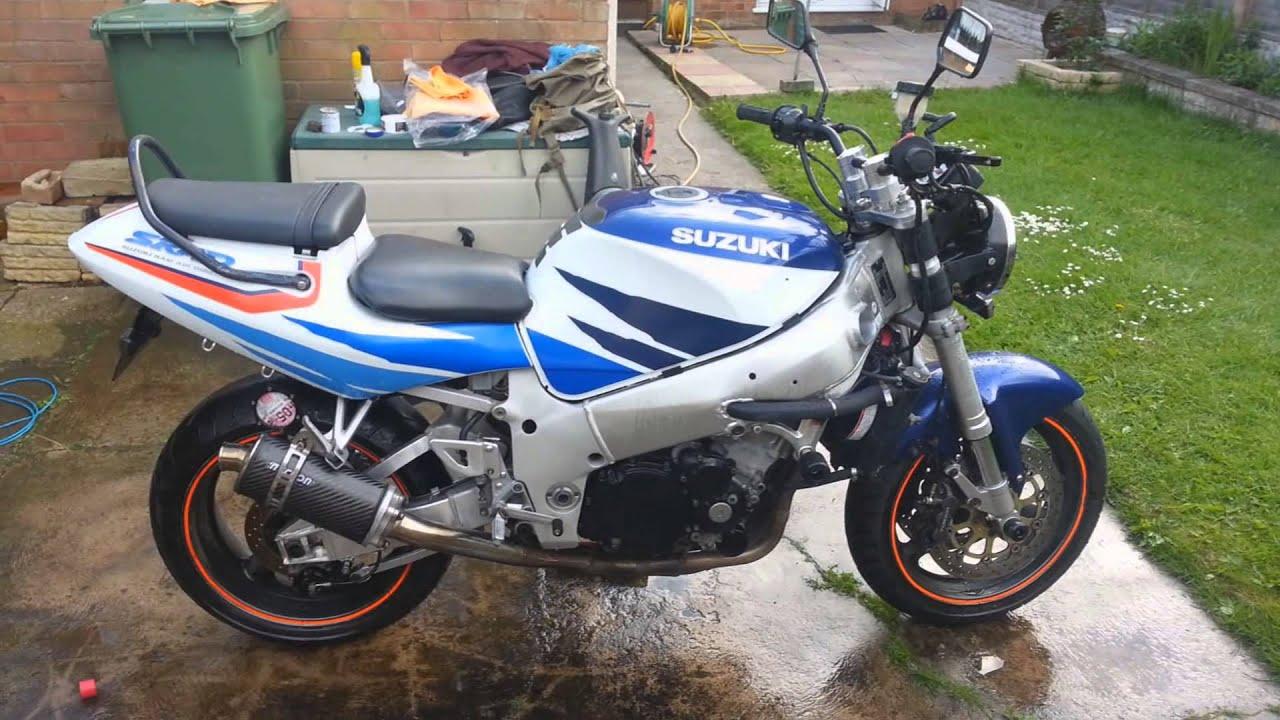 Suzuki Gsxr Streetfighter For Sale