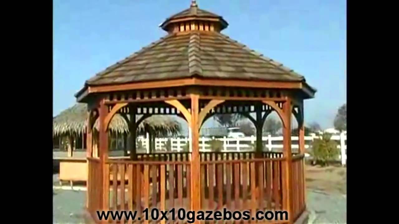 Galerry elegant gazebo design