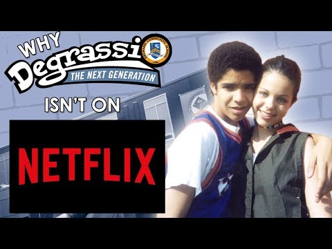 Why Isn't Degrassi: The Next Generation On Netflix?