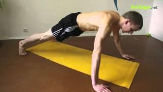 Упражнения для мышц торса и рук