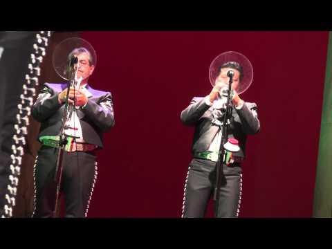 Huapango de Moncayo en vivo Mariachi Vargas de Tecalitlan