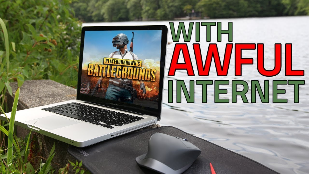 Nvidia GeForce Now For Mac WITH A TERRIBLE INTERNET CONNECTION -- Still  Worth It?