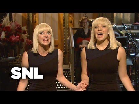 Anna Faris Monologue: Hanna Garis - Saturday Night Live