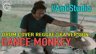 Download DANCE MONKEY DRUM COVER REGGAE SKA VERSION