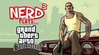 nerd³ plays grand theft auto san andreas
