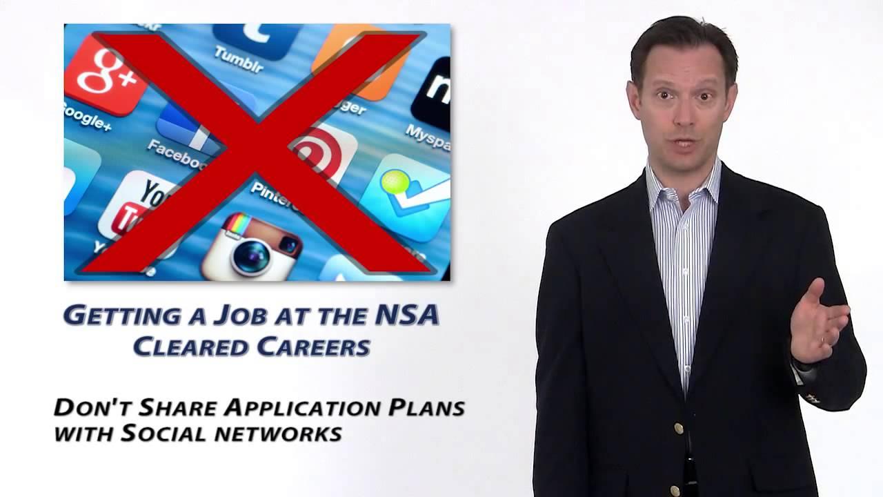 how to get a job at the nsa how to get a job at the nsa