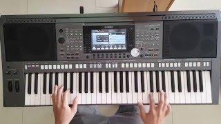 007 Theme song Remixed - Yamaha Style