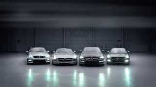 Креативная реклама Mercedes-Benz(, 2013-04-23T12:29:24.000Z)
