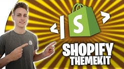 Shopify Developer Tutorial: how to use Theme Kit