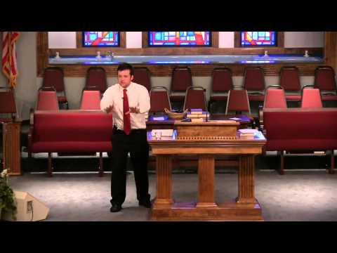 Daniel Reeves - Sermon - Preeminence of Christ
