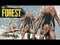 CONSTANT MUTANT ATTACK! The Forest Hard Survival S3 Episode 42