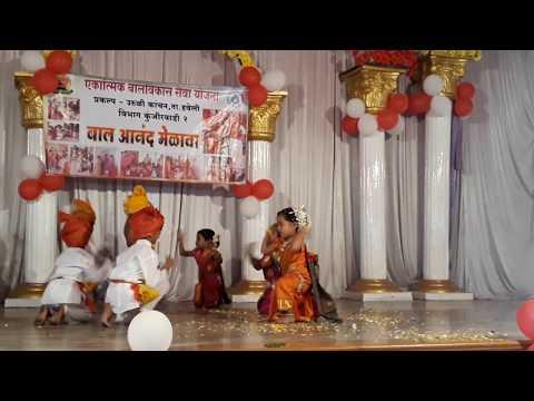 'Banu Tu Jejuri La Chal Ga'  Dance Competition #Swara_pawar