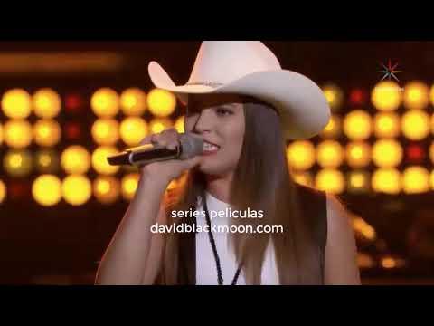 La Voz De Mexico 2017 Chava Linares Vs Diana Laura Gazcon Domingo 19 De Noviembre