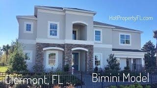 New Model Home  Clermont FL  6 Br 4181 sq ft   Bimini  Taylor Morrison