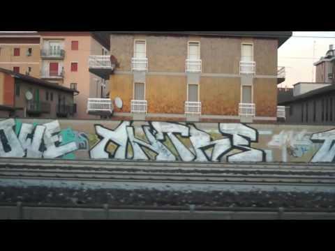 Riding to Milan