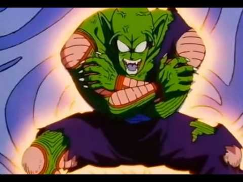 First Power up that causes Rock Levitation in Dragon Ball