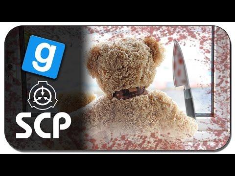 🐻 PRZYTUL MISIA! • Garry's Mod: SCP Containment Breach