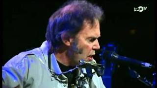 Buffalo Springfield Again - Neil Young (live)