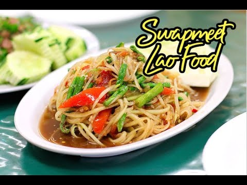 My Favourite Place for Laotian Food in Los Angeles