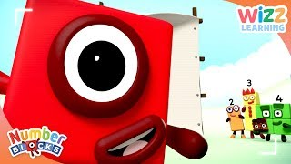 Numberblocks - Hiccups | Learn to Count | Wizz Learning