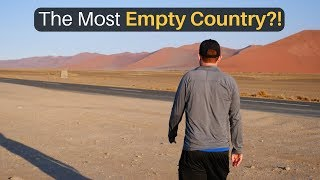 The Most Empty Country?!