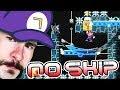 WALUIGI IS ANGRY HE'S NOT IN SMASH // Super Expert No Skip [Super Mario Maker]