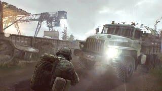 Escape from Tarkov — Первый геймплей! (60 FPS) в России с русским матом!