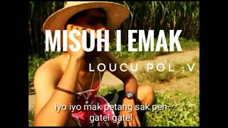 Video lucu misuh i emak short movie