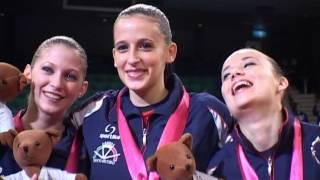Fijlkam 4 anni di medaglie 2004 - 2008